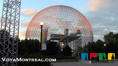 Parc Jean Drapeau Montreal